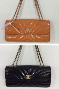 Chanel Patent Colour Change