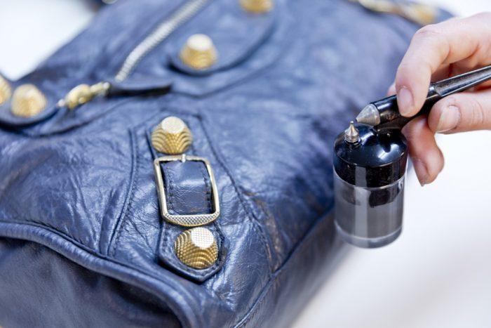 Balenciaga Handbag Restoration Uk