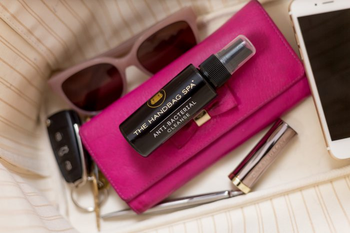 How To Keep Your Bag Clean and Bacteria Free - The Handbag Spa