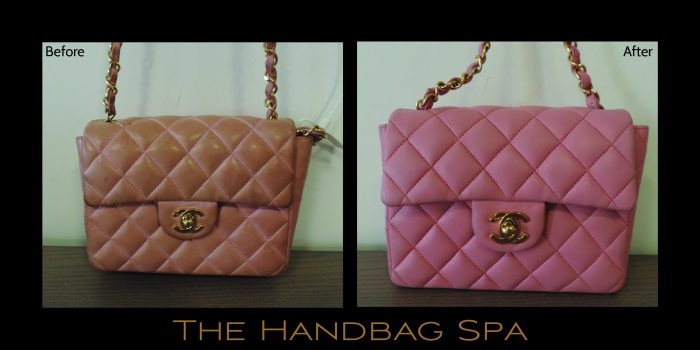 a9bfb7dec226 This quilted Chanel bag has been given years after it underwent a Full  Clean, Colour Restoration and Strap Restoration.