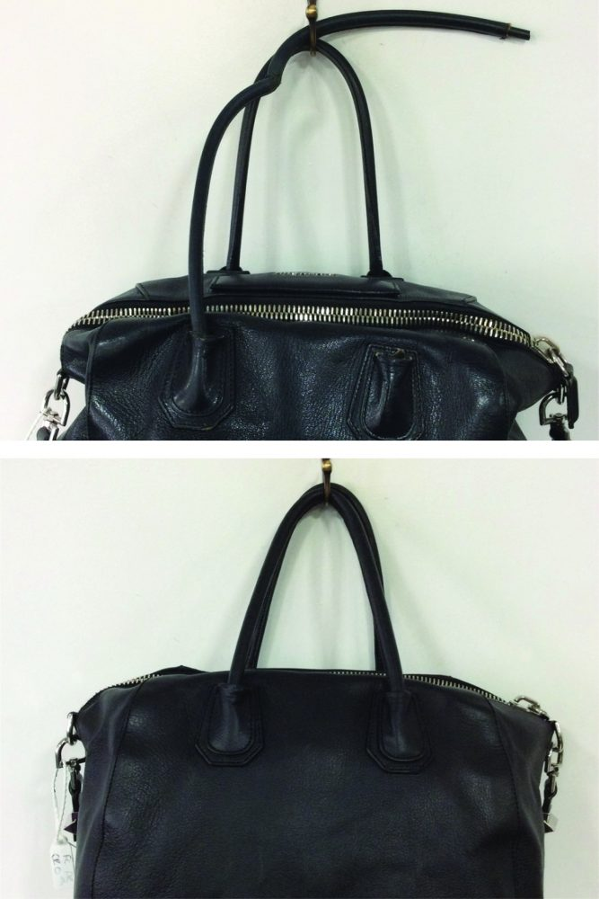After The Addition Of New Handles A Full Clean And Colour Restoration This Handbag Is Now Ready For Any Occasion