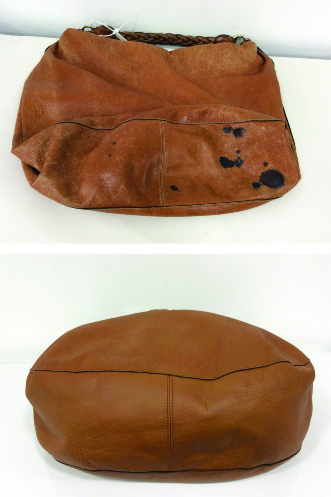 Leather Handbag Ink Removal The Spa