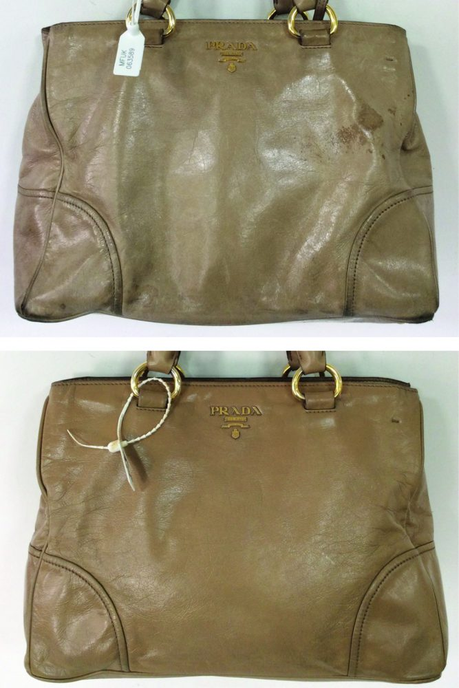 b5d267fdfeb Lighter coloured handbag are notorious for fading