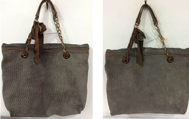 ecb9917ae3 Book yours into The Handbag Spa for a Full Suede Clean and getting it  looking fresh again like this customers Lanvin handbag.