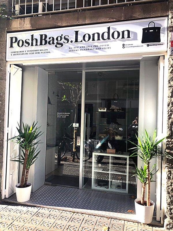 PoshBags London - Barcelona Showroom